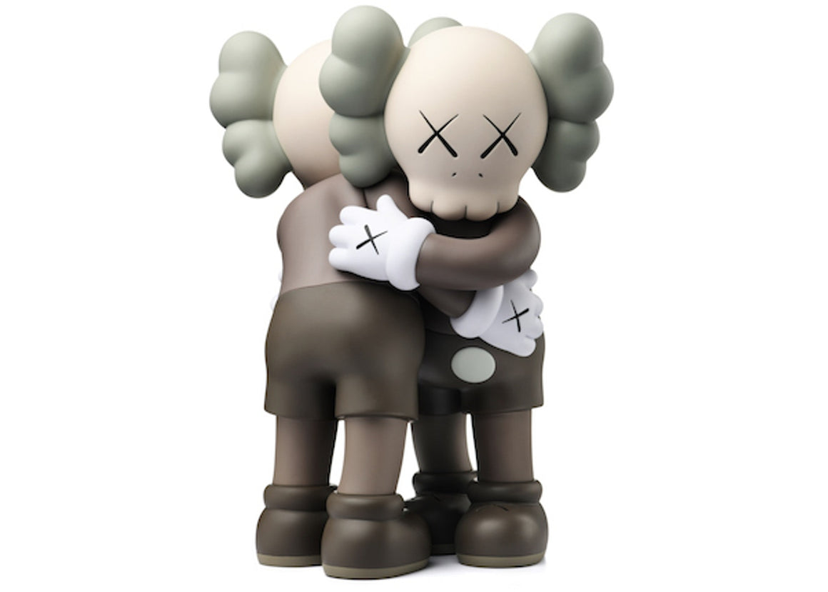 Kaws Together Brown Edition