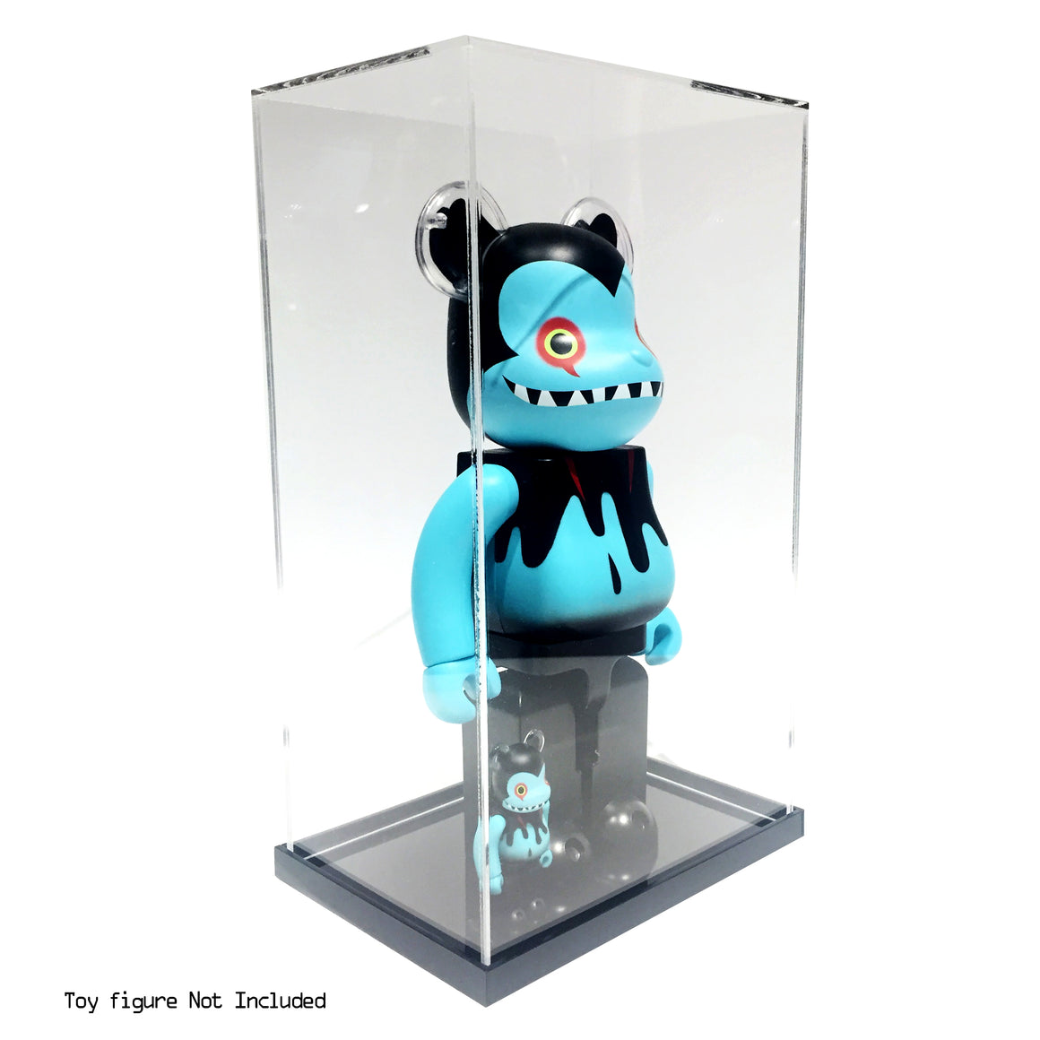 "12"" inch Stackable Acrylic Toy Display Case"