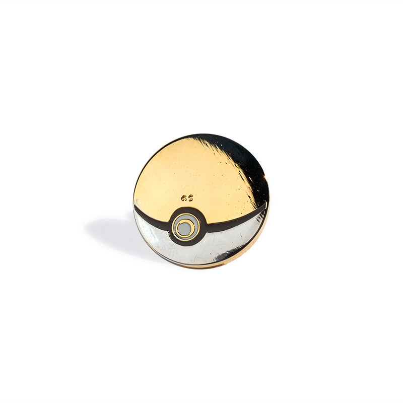 GS Ball Lapel Pin