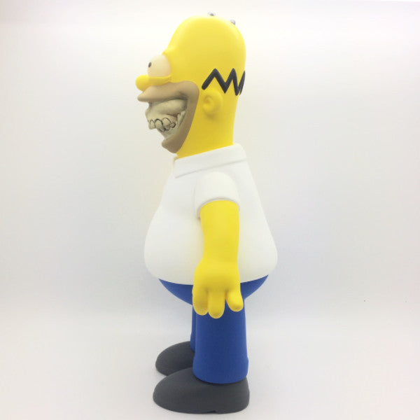 Homer Grin by Ron English x Made by Monsters x JPS Edition