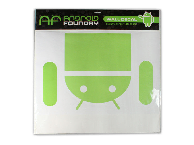 Android Wall Decal - Mindzai