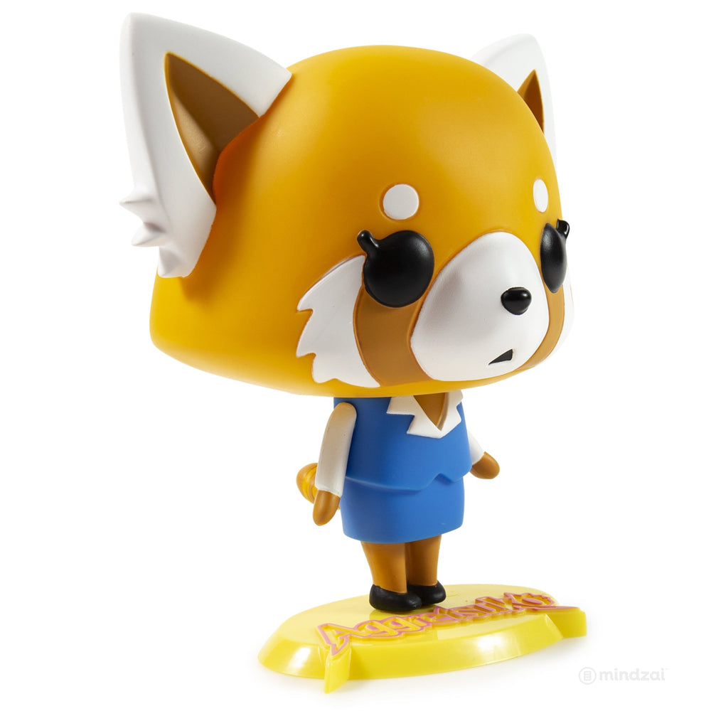 Aggretsuko Calm (Regular) Medium Figure by Kidrobot x Sanrio - Special Order