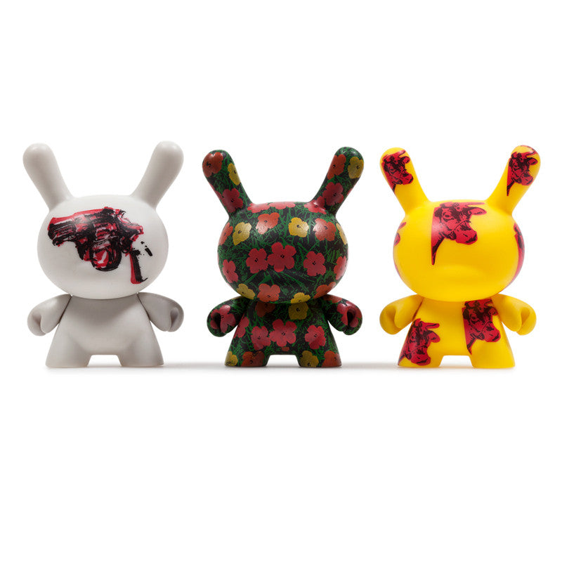 Warhol Mini Dunny Series 2.0 Blind Box by Andy Warhol x Kidrobot