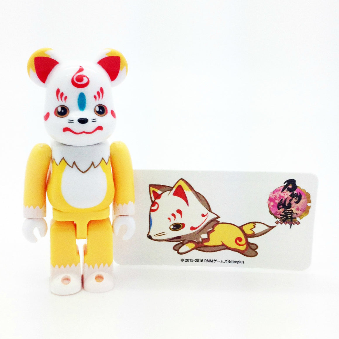 Bearbrick Series 32 -  Touken Ranbu (Animal) - Mindzai  - 1