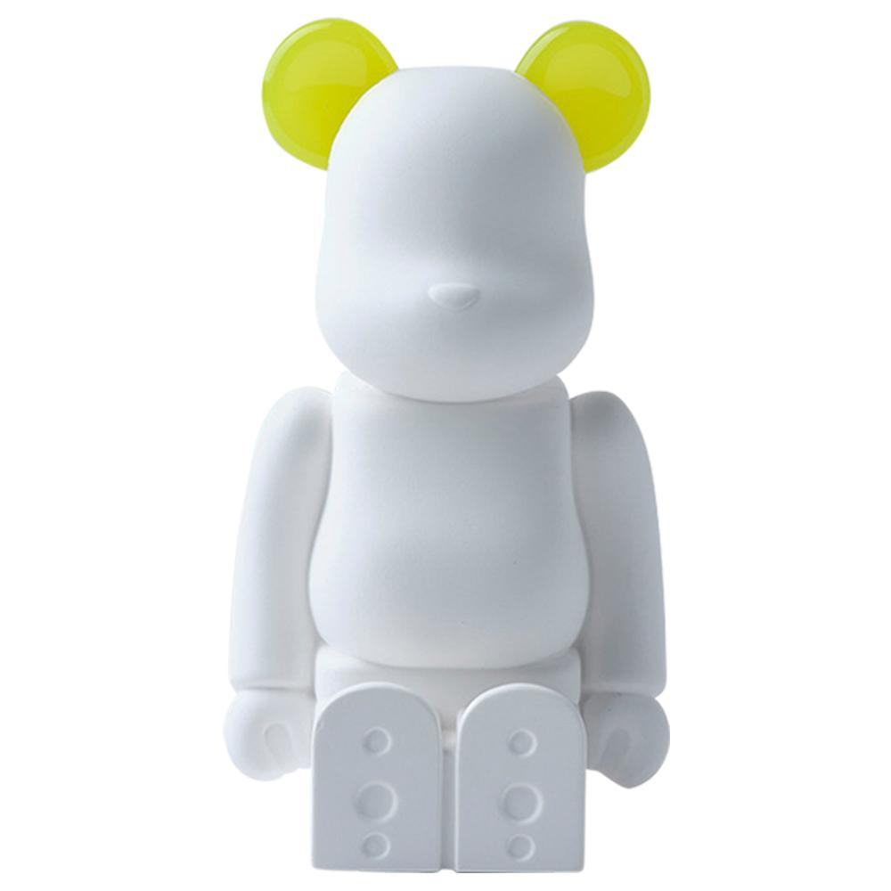 *Pre-order* Bearbrick Aroma Ornament No.0 - Yellow by Medicom Toy x Ballon