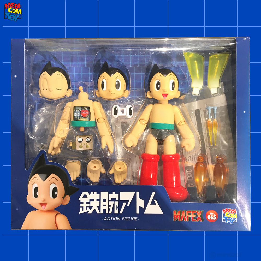 Astro Boy MAFEX No. 065 Toy Figure by Medicom Toy