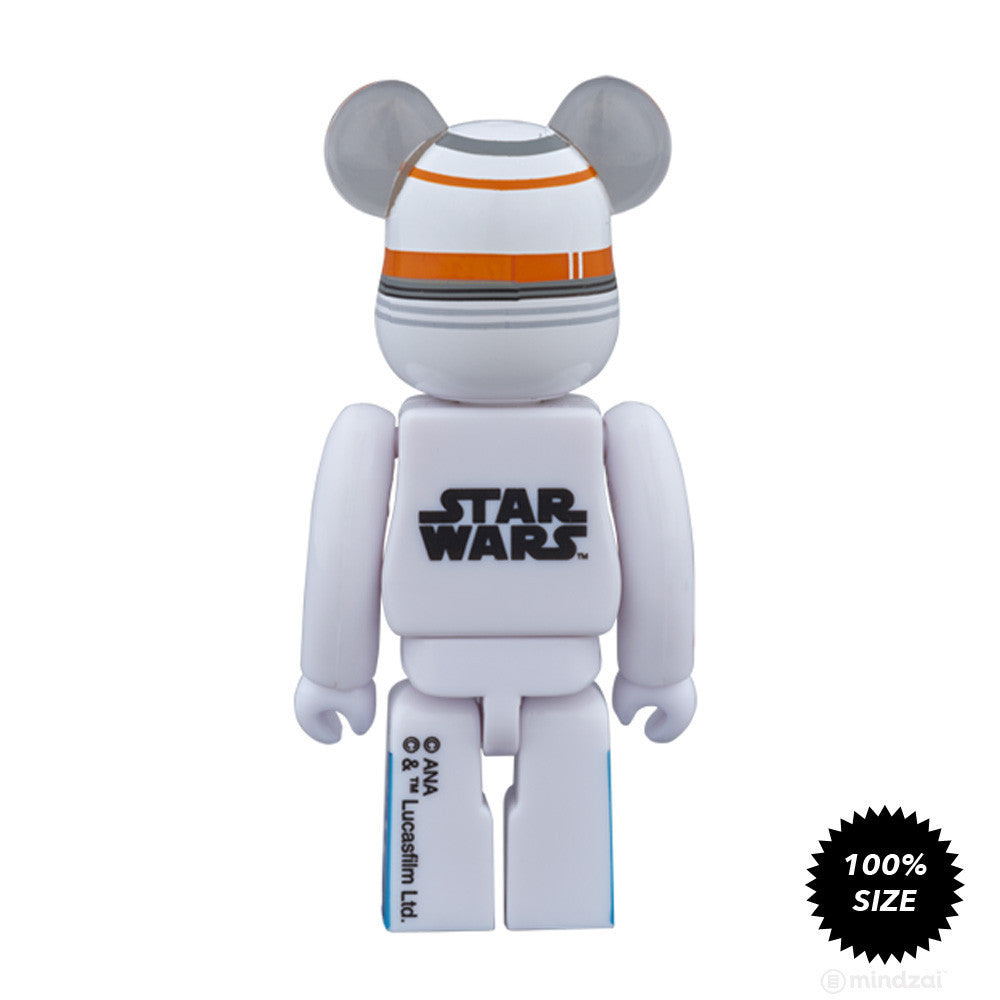 BB-8 ANA Jet Bearbrick 100% by Medicom Toy x Star Wars x ANA