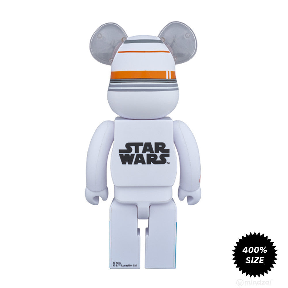 BB-8 ANA Jet Bearbrick 400% by Medicom Toy x Star Wars x ANA