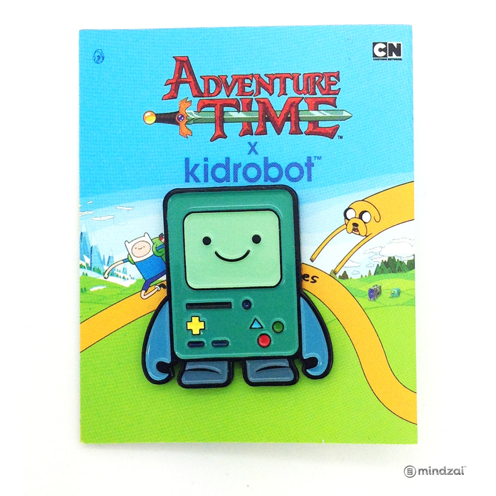 The Adventure Time Enamel Blind Box Pin Series by Kidrobot - BMO