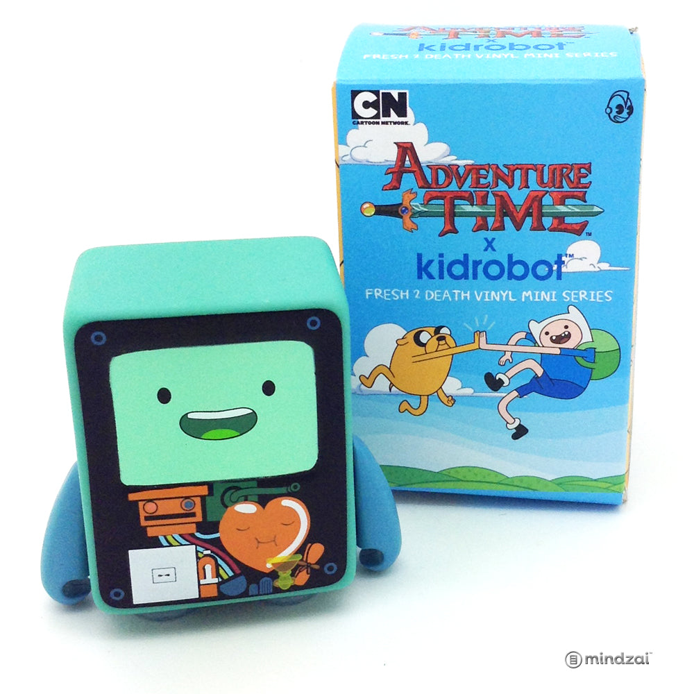 Adventure Time Fresh 2 Death Blind Box Mini Series by Kidrobot - BMO (Inside) Figure