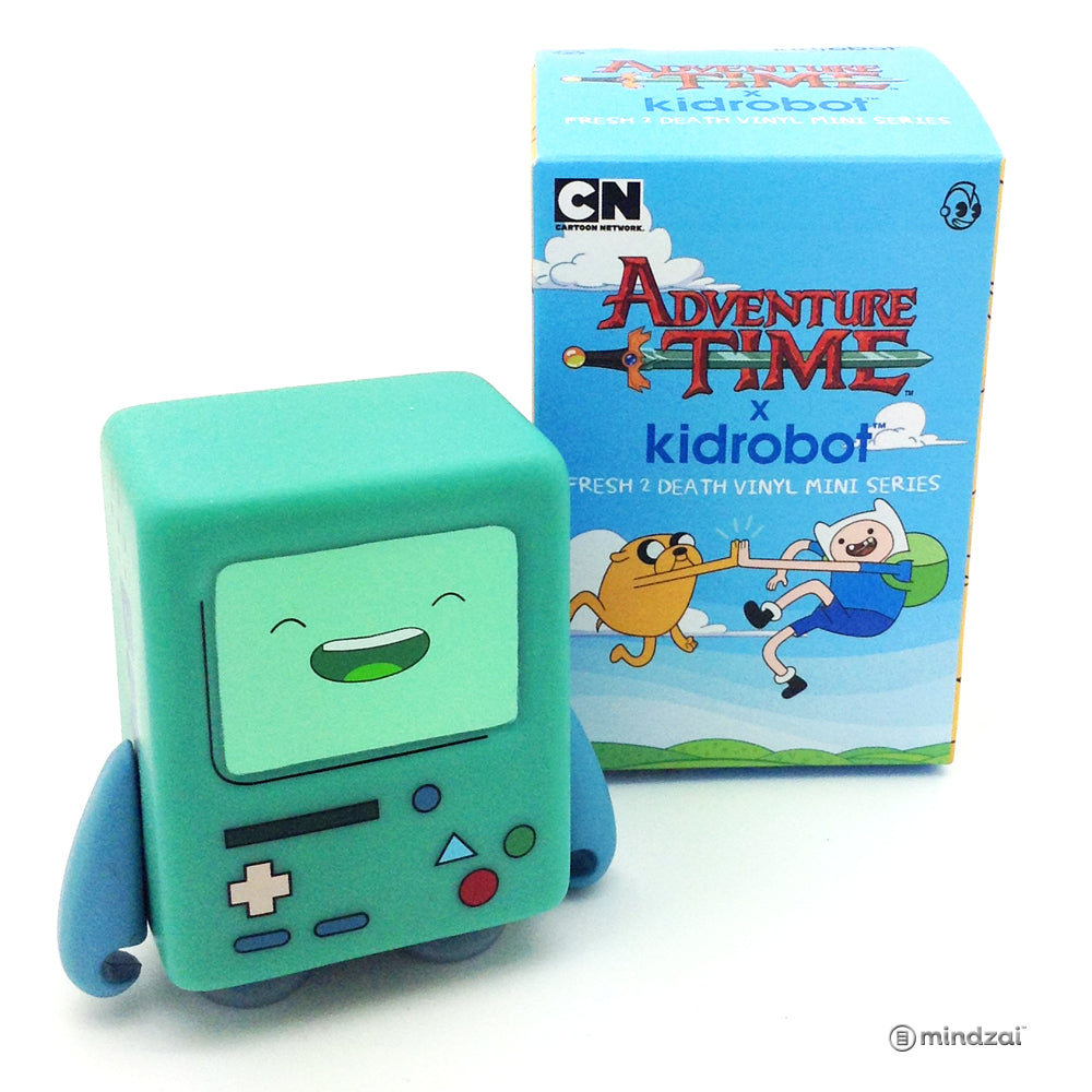Adventure Time Fresh 2 Death Blind Box Mini Series by Kidrobot - BMO