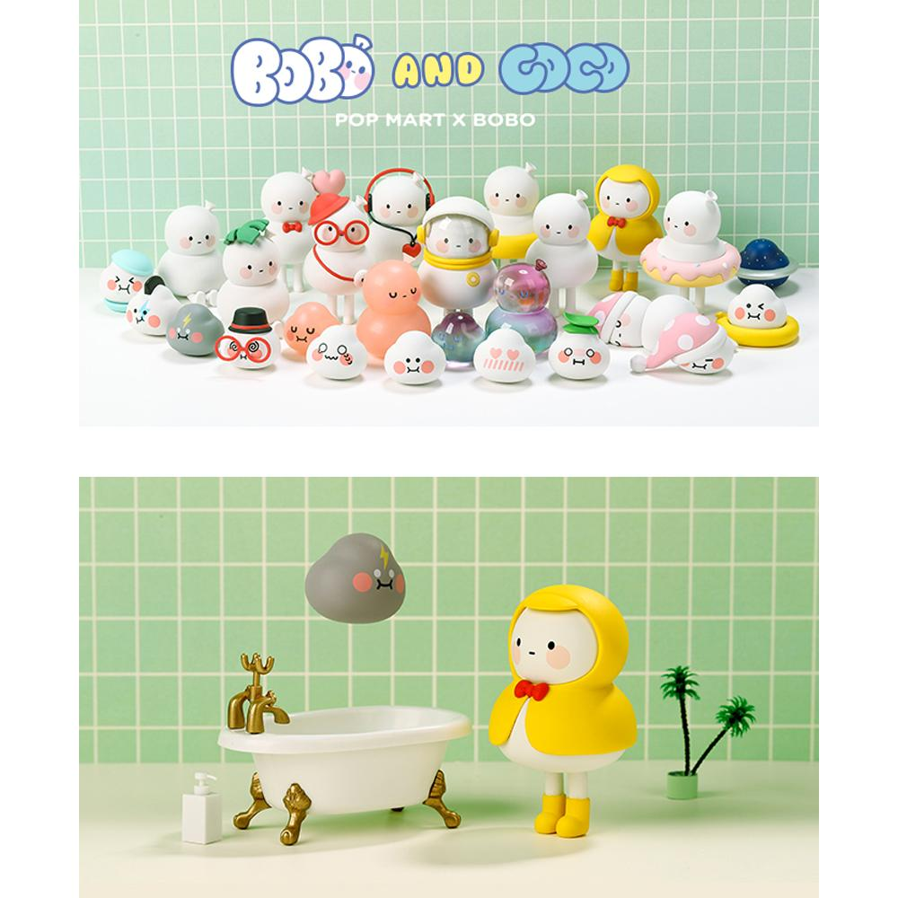 Bobo and Coco Blind Box Toy by POP MART