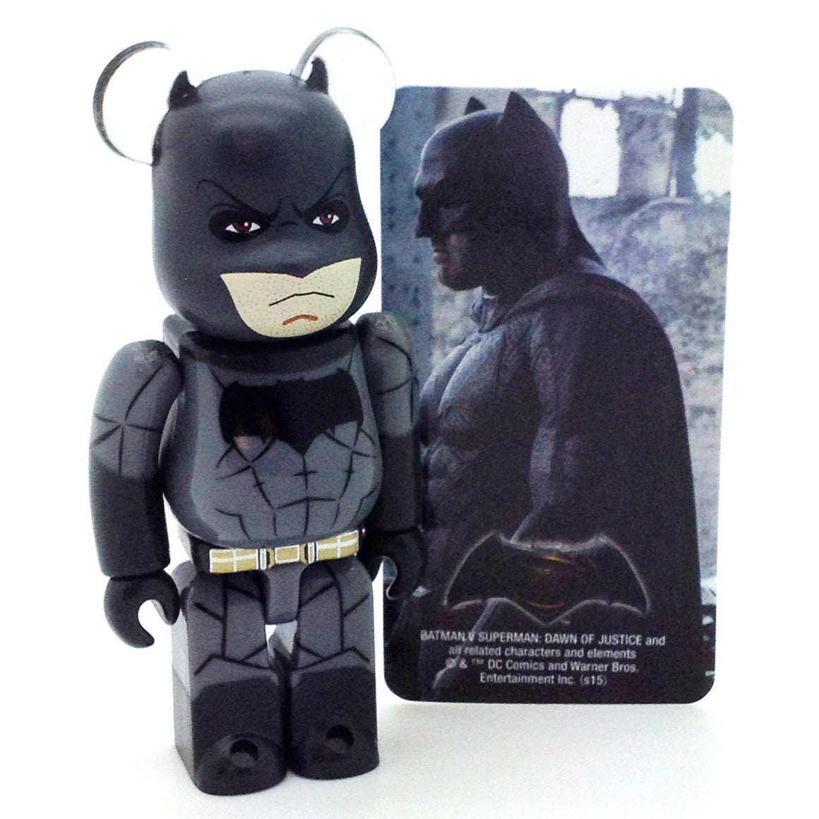 Bearbrick Series 31 - Batman (Hero) - Mindzai  - 1