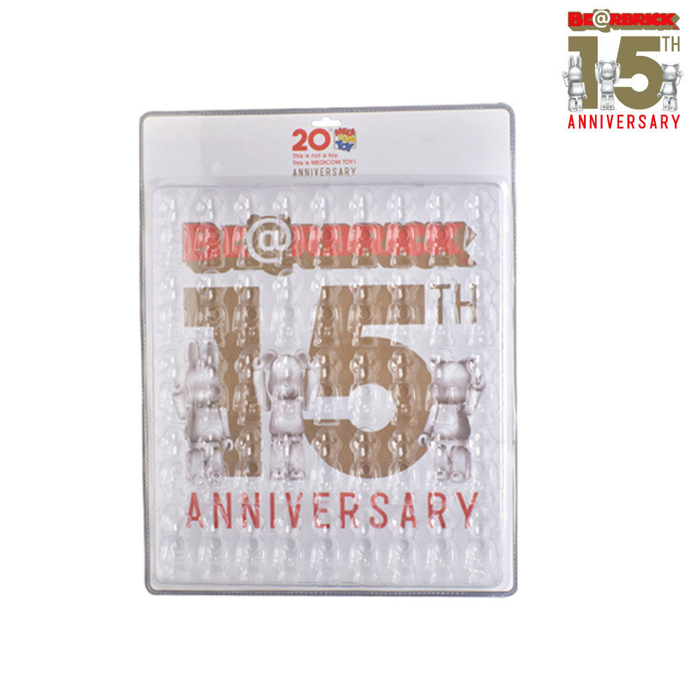 Bearbrick Display Blister Board - 15th Anniversary - Mindzai
