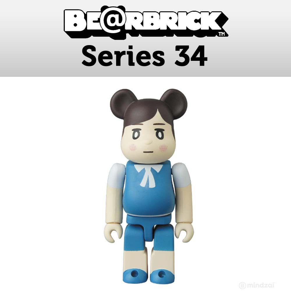 Medicom Bearbrick Be@rbrick 100/% Series 34 Pattern The Chemical Brothers Art Toy