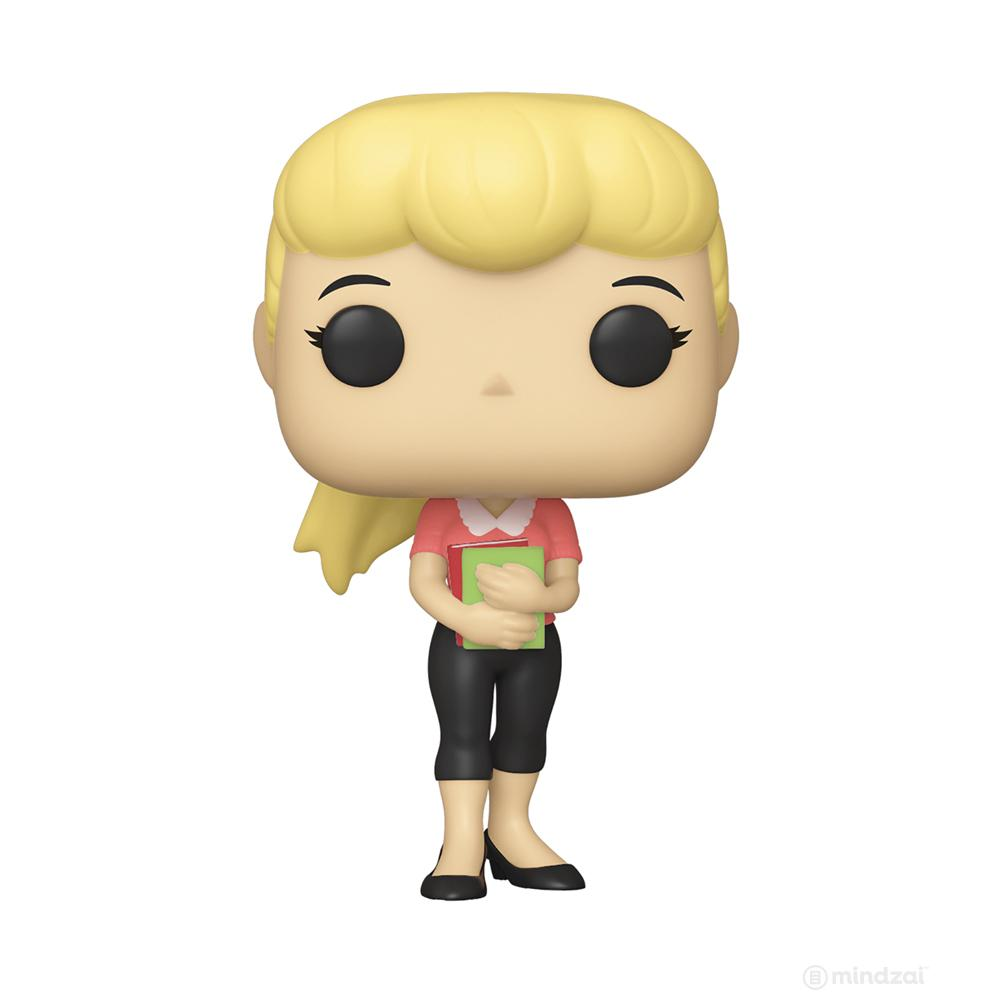 Archie Comics Betty POP Toy Figure by Funko