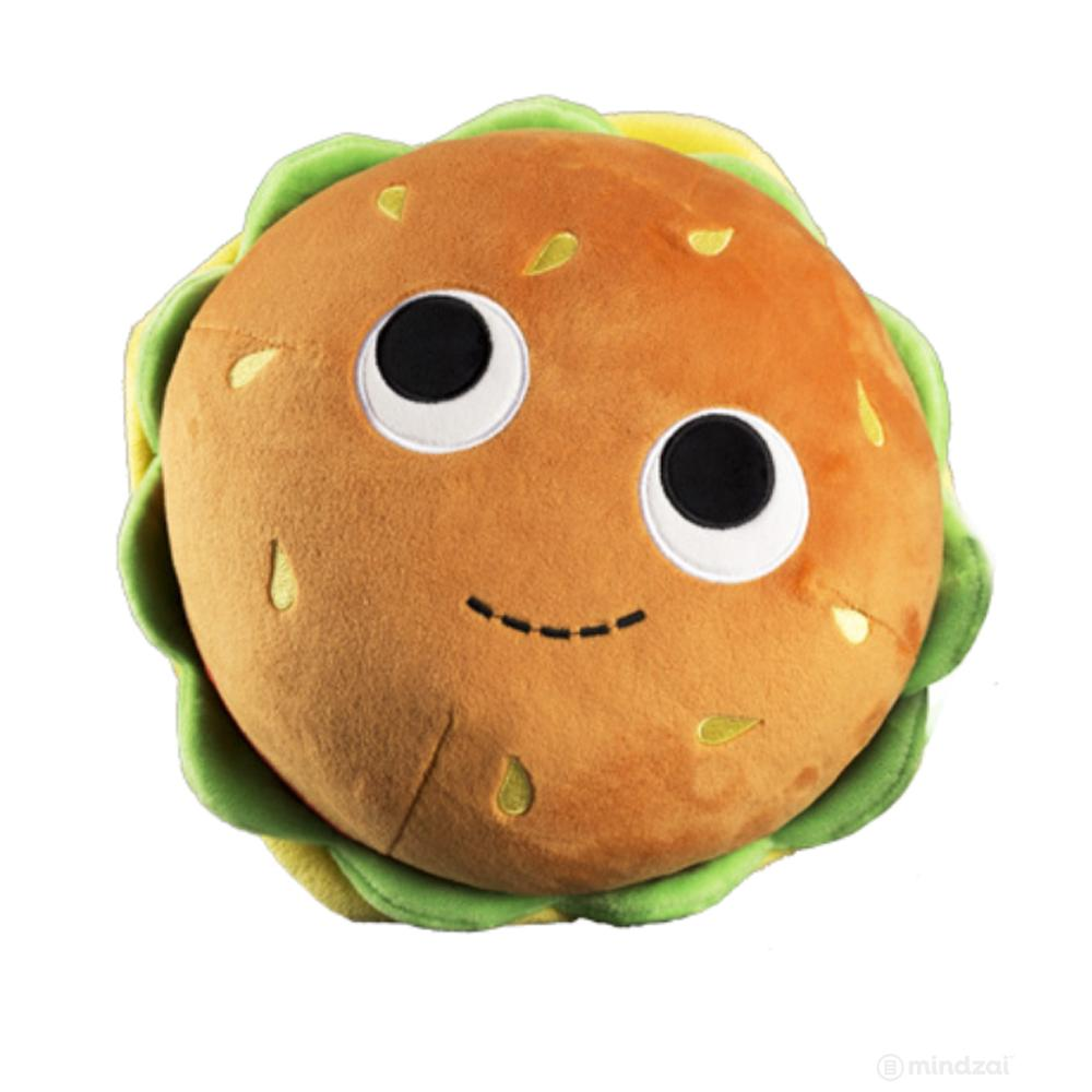 "Yummy World Bunford Burger Medium 10"" Plush"