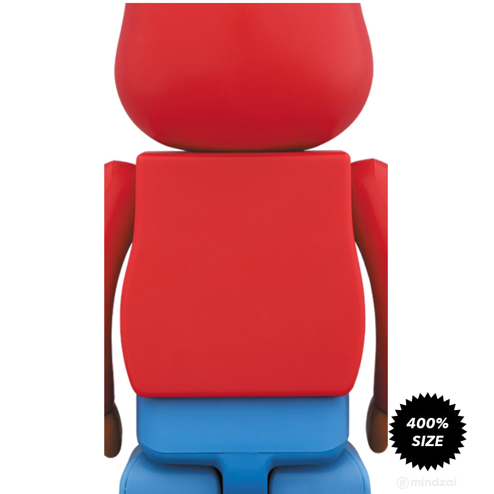 Disney Coco Miguel 400% Bearbrick by Medicom Toy