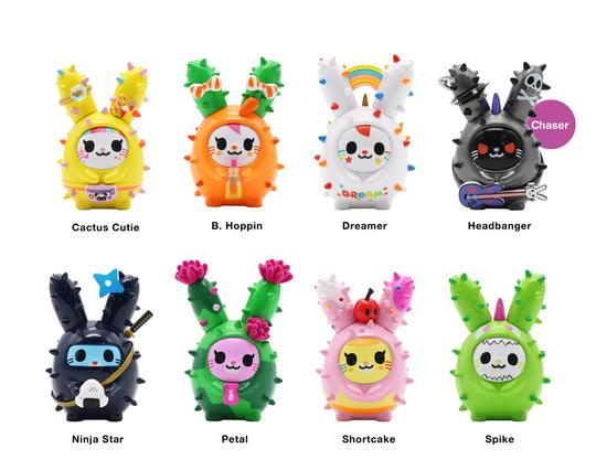 Cactus Bunnies Blind Box Minis by Tokidoki