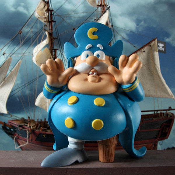 Capt'n Cornstarch by Ron English - Mindzai  - 1