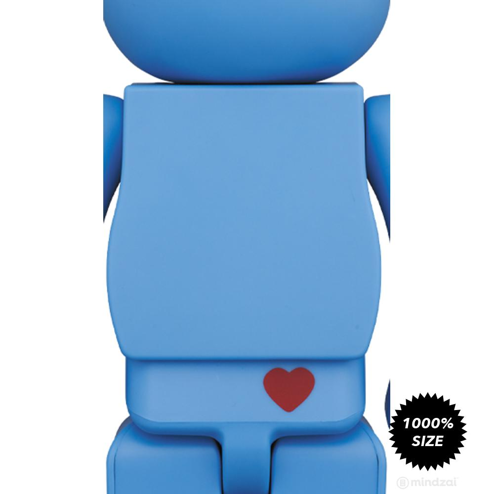 *Pre-order* Care Bears Grumpy Bear 1000% Bearbrick by Medicom Toy