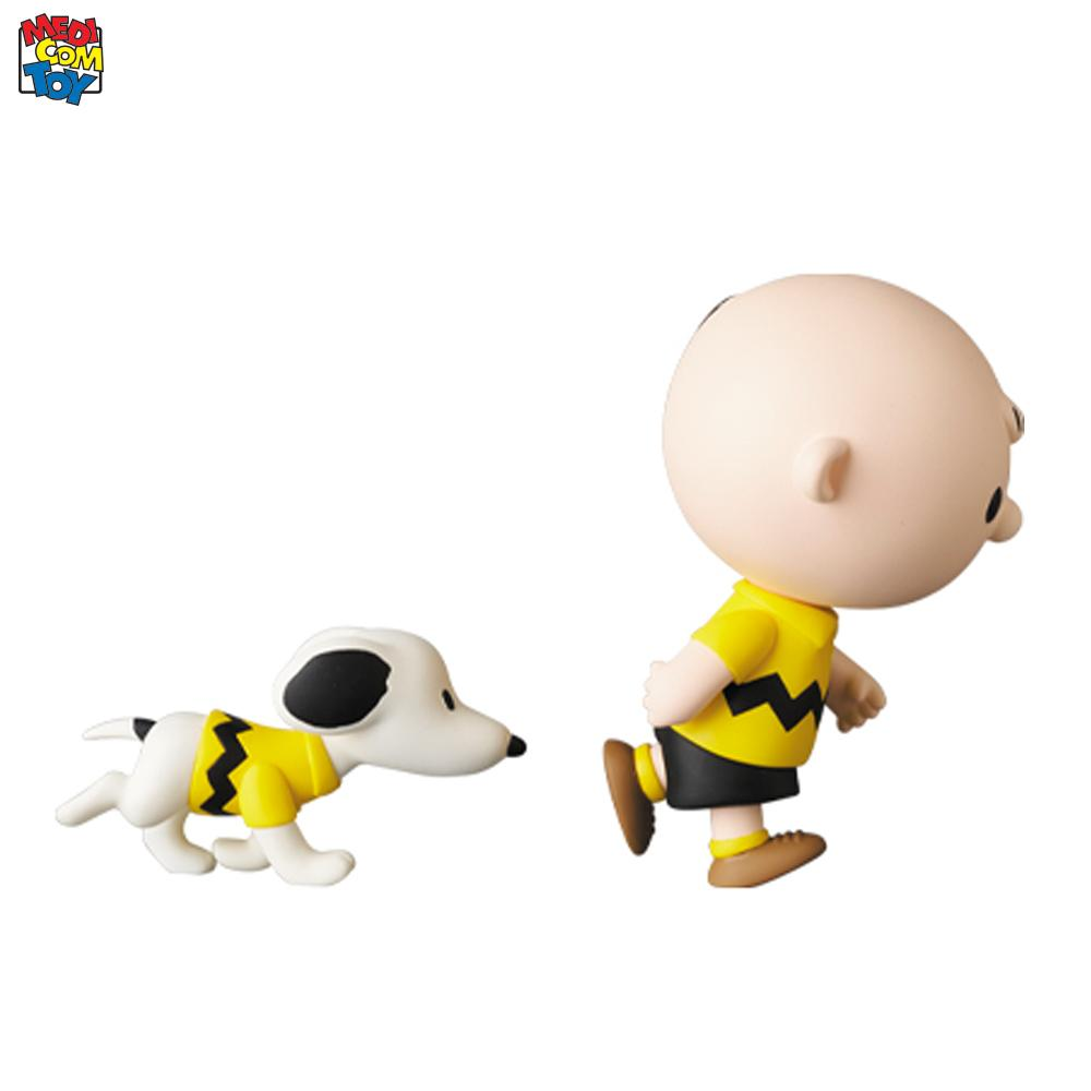 *Pre-order* Charlie Brown & Snoopy UDF Peanuts Series 11 Figure by Medicom Toy