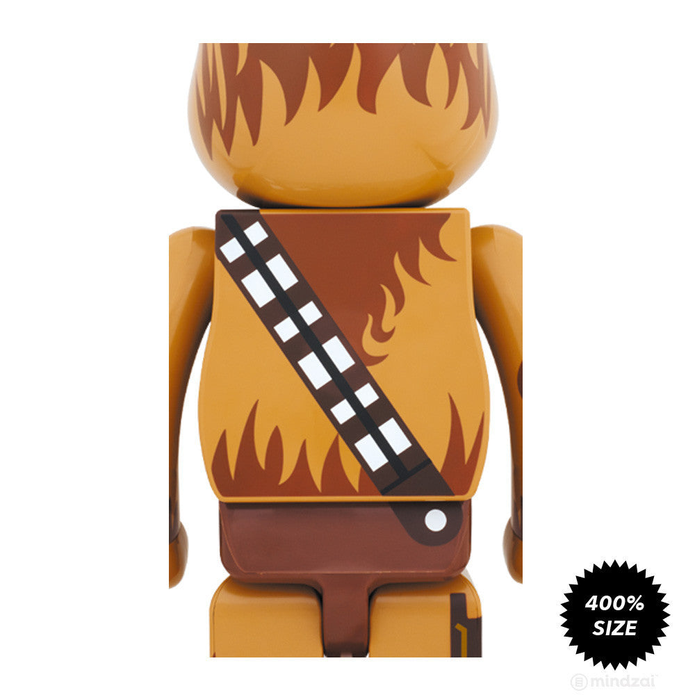Chewbacca Bearbrick 400% by Medicom Toy x Star Wars