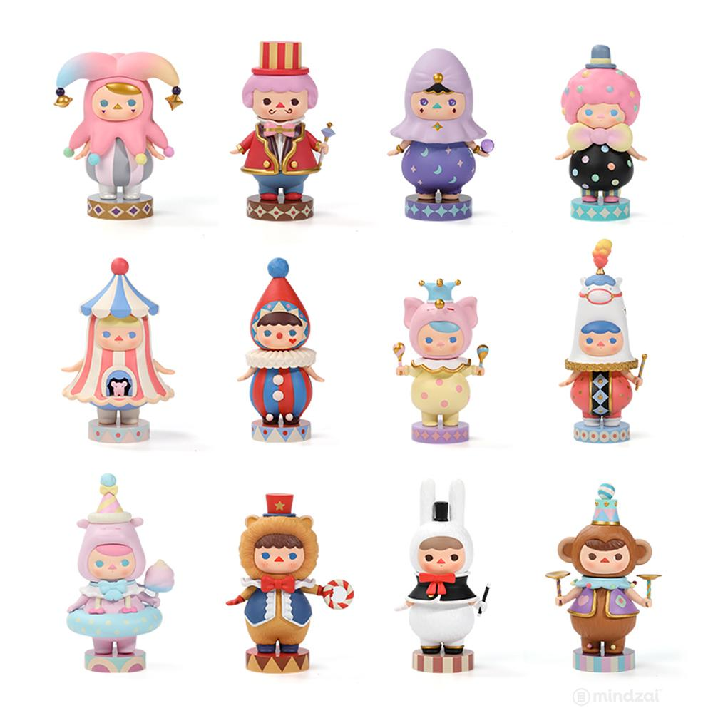 Pucky Circus Babies Blind Box Series by Pucky x POP MART