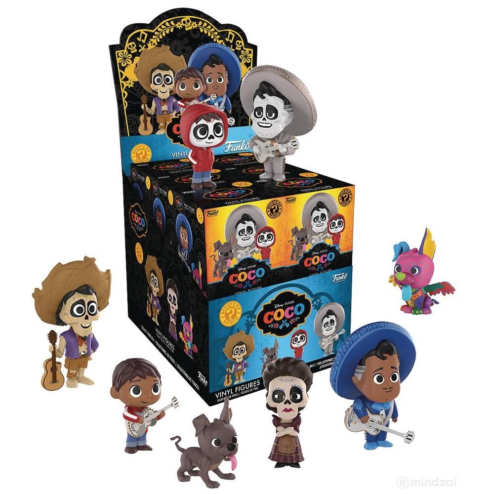 COCO Disney Pixar Mystery Minis Blind Box by Funko