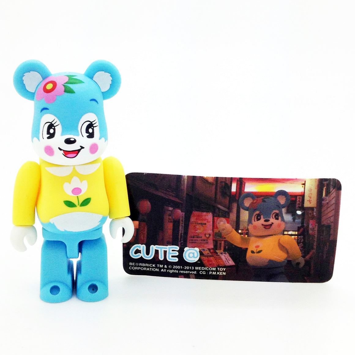 Bearbrick Series 26 - Cute - Mindzai  - 1