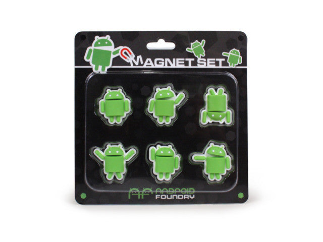 Android Magnet Set - Mindzai  - 1