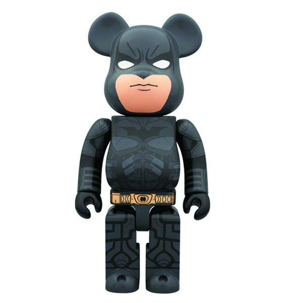 The Dark Knight Rises Batman 400% Bearbrick by Medicom Toy