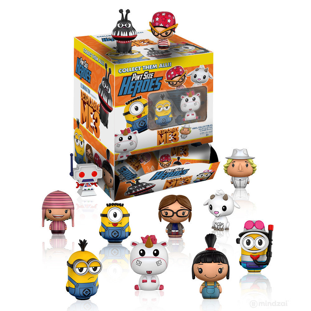 Despicable Me 3 Pint Sized Heroes Blind Bag