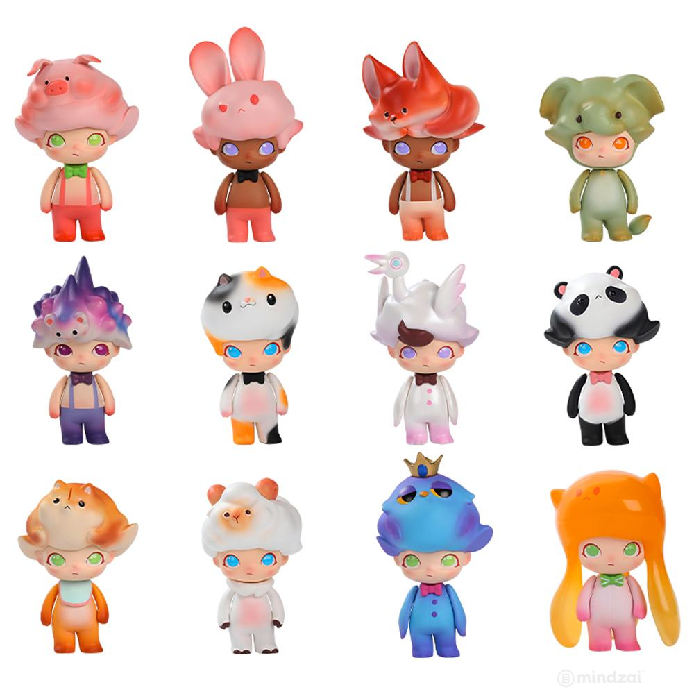 Dimoo Stray Animals Blind Box Series by Dimoo x POP MART