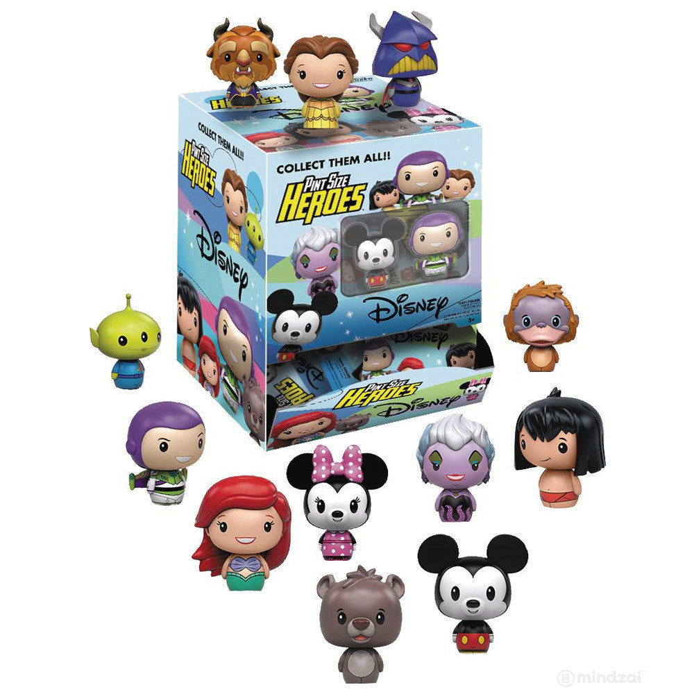 Disney Pint Sized Heroes Blind Bag