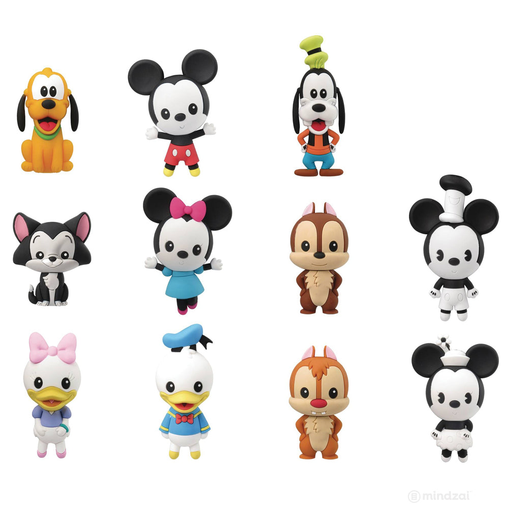 Disney Series 10 Figural Keychain Blind Bag