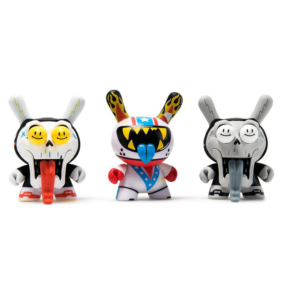The Wild Ones Dunny Blind Box Mini Series