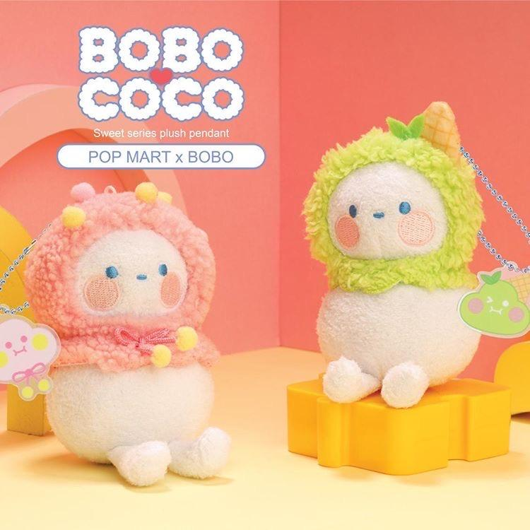 *Pre-order* Bobo Coco Sweet Series Plush Blind Box by POP MART