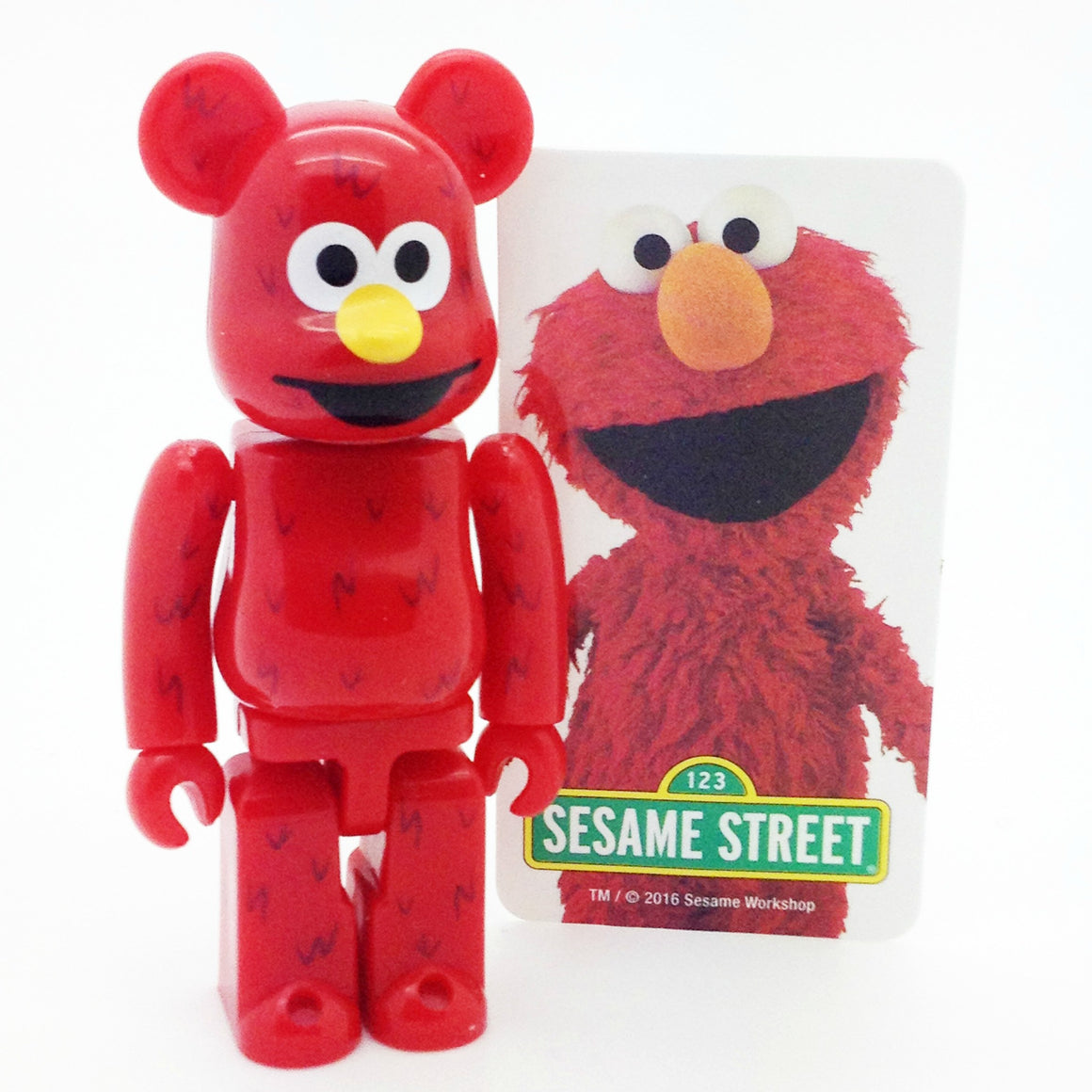 Bearbrick Series 32 -  Elmo (Cute) - Mindzai  - 1