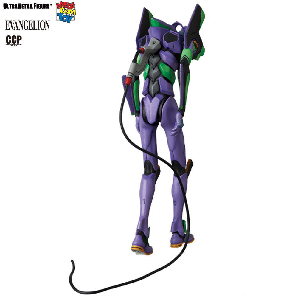 *Pre-order* Evangelion: Eva Unit 01 UDF Toy Figure by Medicom Toy