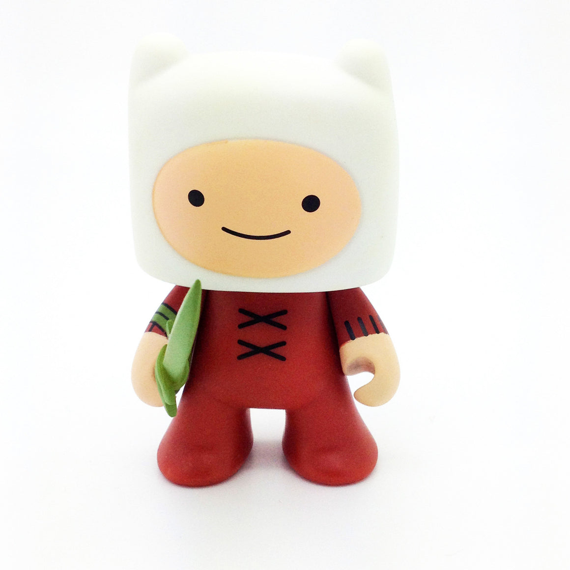 Adventure Time x Kidrobot Series - Finn with Grass Sword - Mindzai  - 1