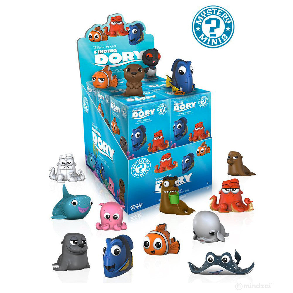 Finding Dory Mystery Minis Blind Box Figures by Funko - Mindzai