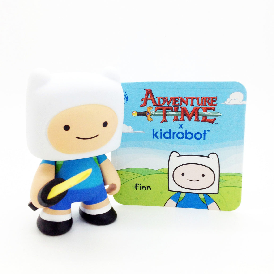 Adventure Time x Kidrobot Series - Finn - Mindzai  - 1