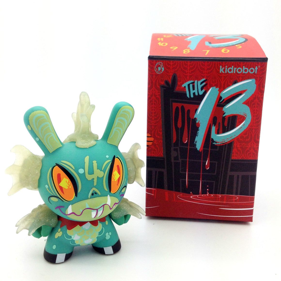 The 13 Dunny Series - Fish #4 - Mindzai  - 1