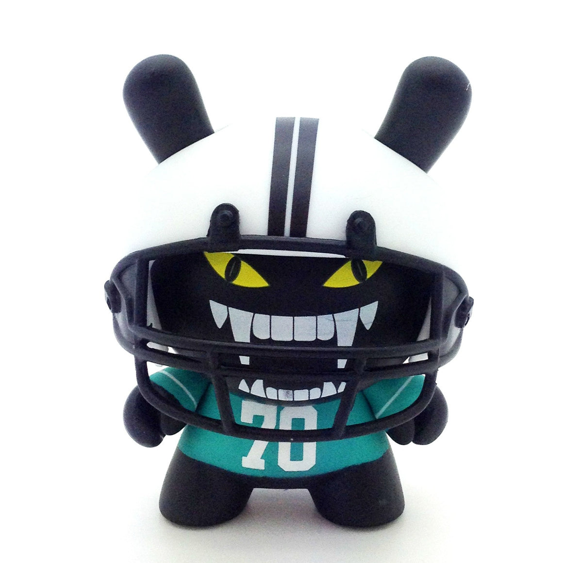 Side Show Dunny Series - Death Adders Football Player (Mishka) - Mindzai  - 1