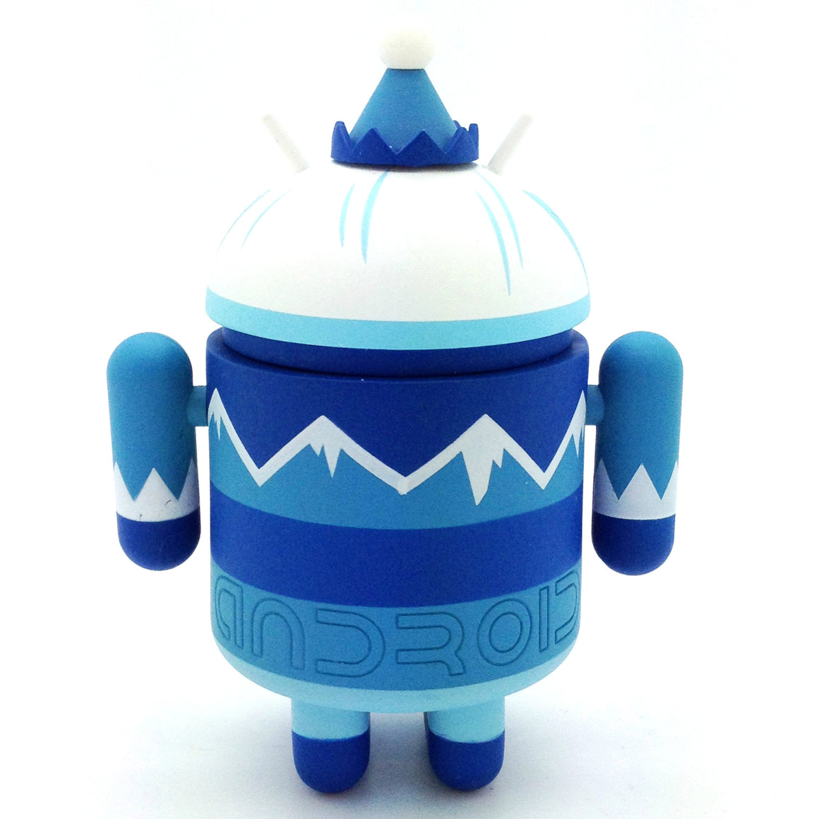 Android Special Edition - Frankie Frost by Scott Tolleson - Mindzai  - 1