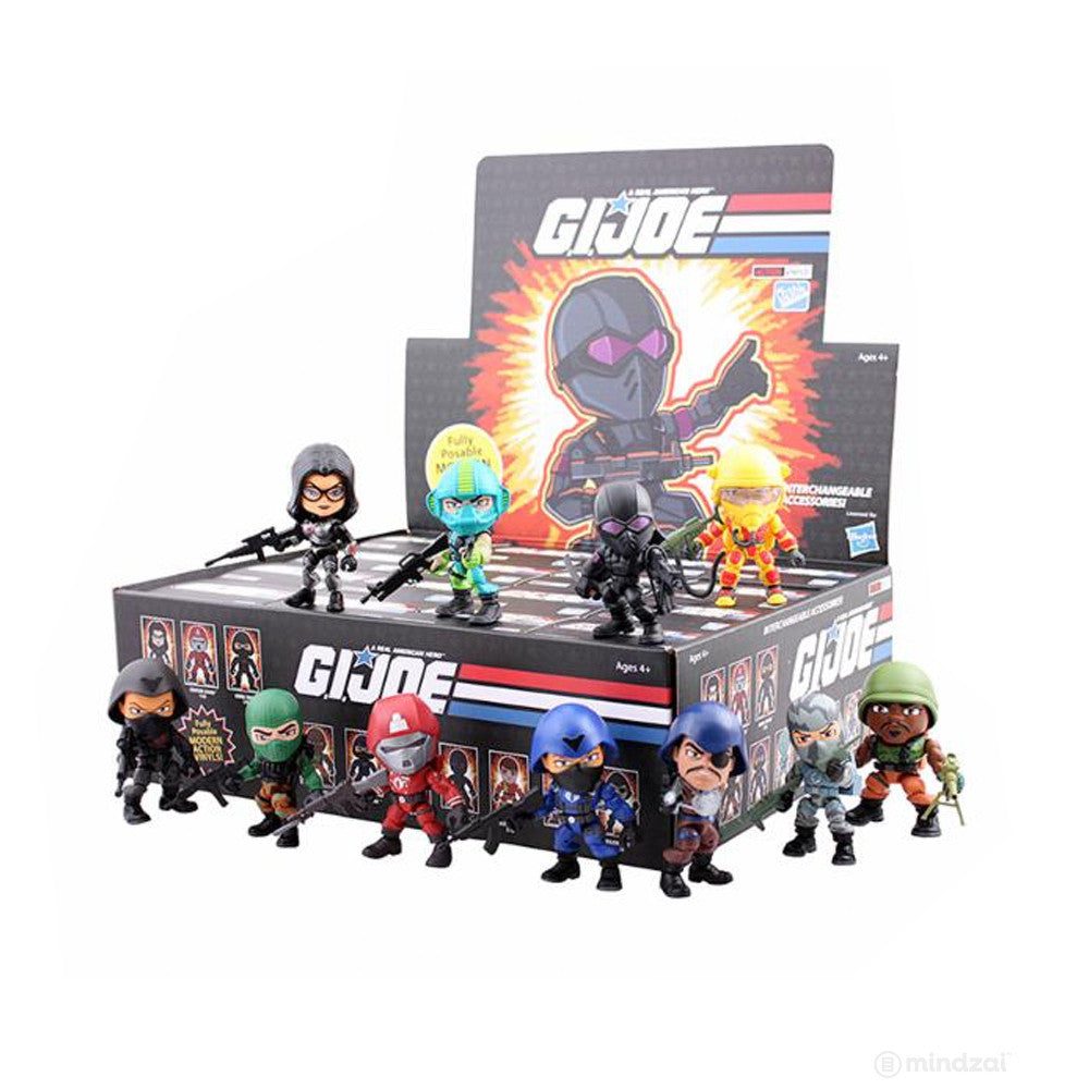 G.I. Joe Action Vinyl Blind Box Wave 2 Series - Mindzai