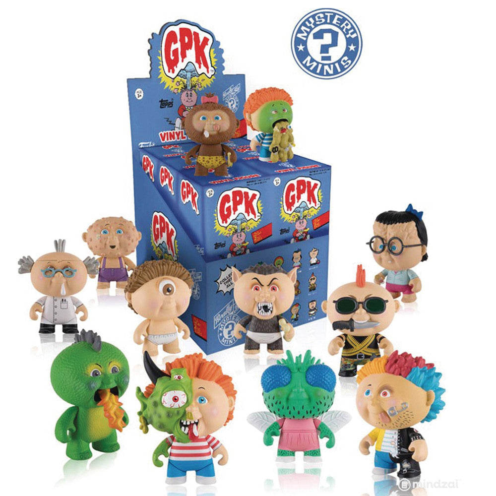 Garbage Pail Kids GPK Mystery Minis Series Two by Funko