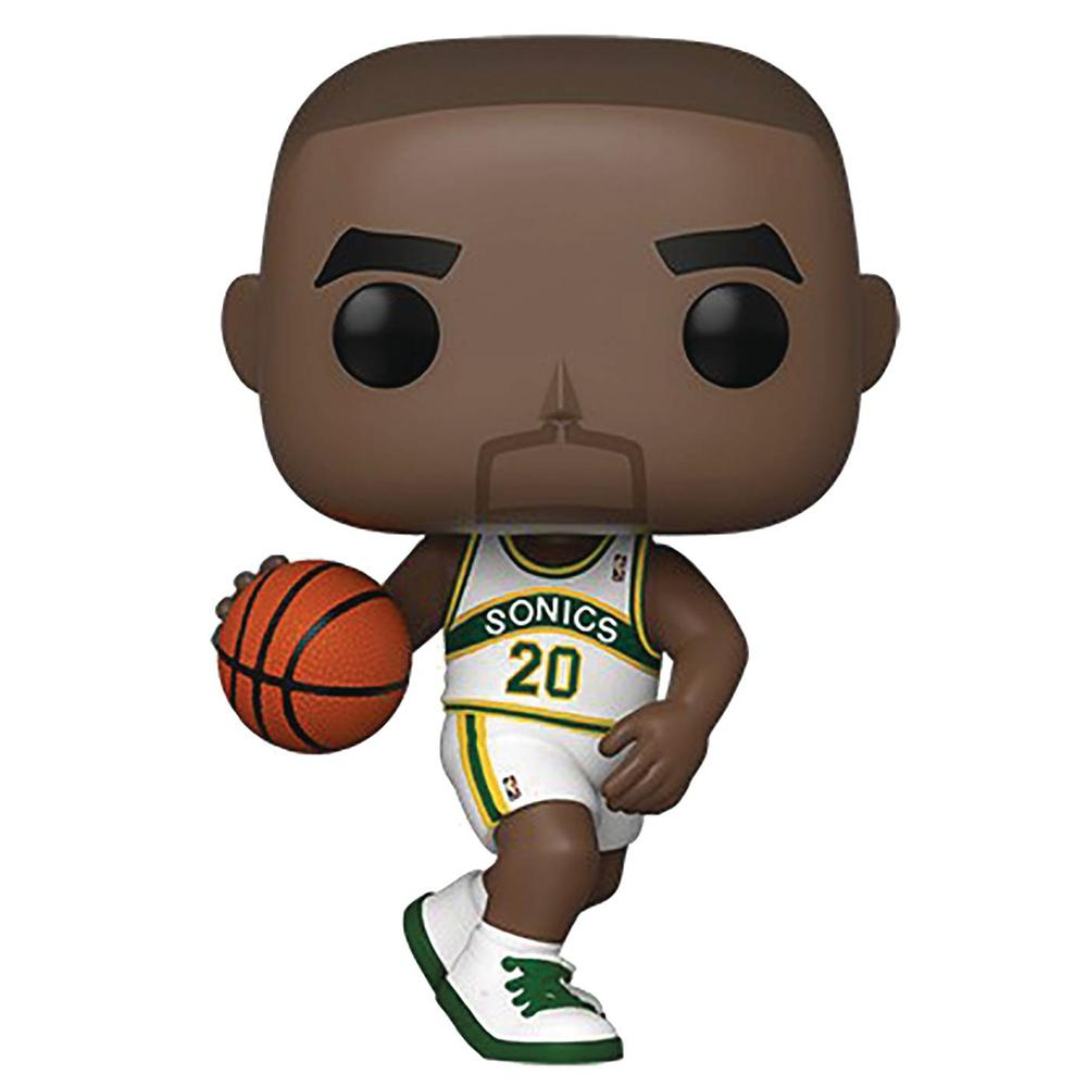 Gary Payton NBA Legends Seattle Supersonics POP! Vinyl Toy Figure by Funko