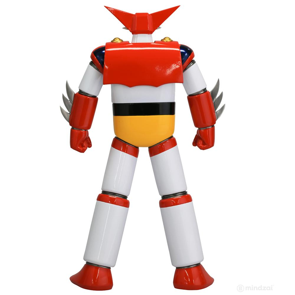 Getter Robo 1 High Line Series Sofubi Toy by Kaiyodo